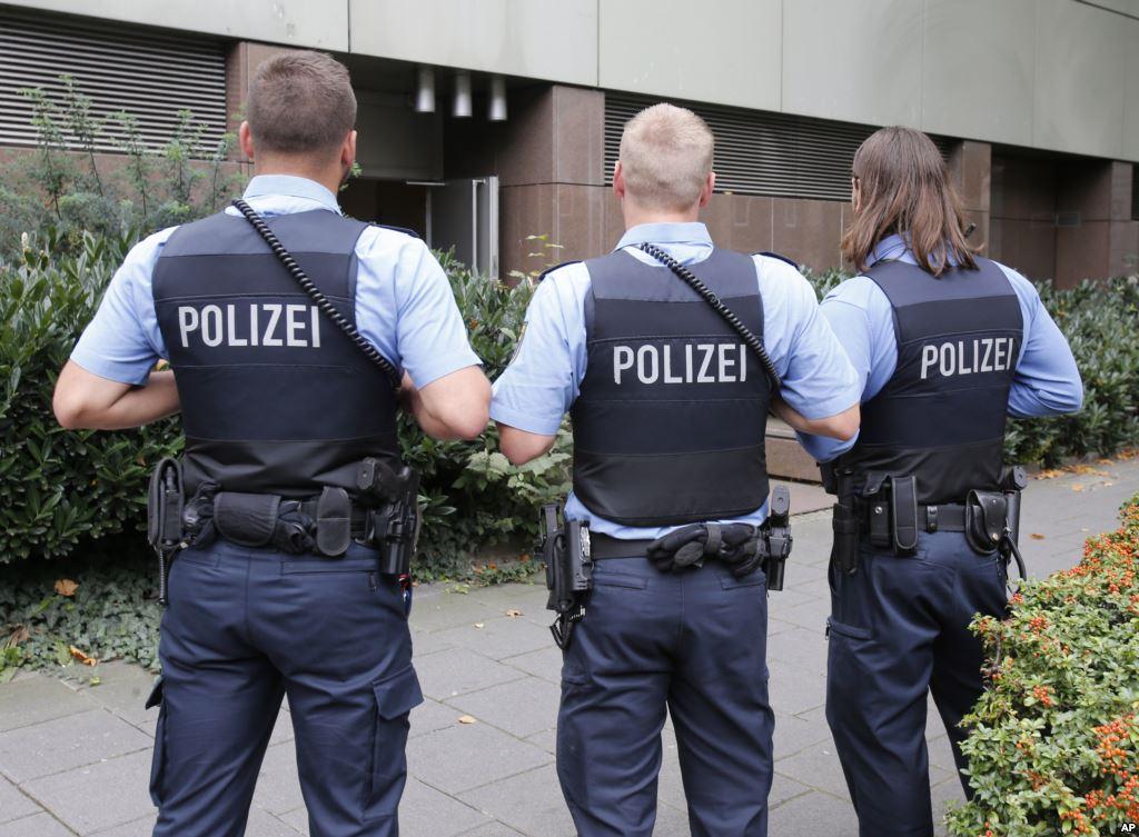 Extremist Reichsbürger